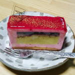 ケーキの加賀友禅