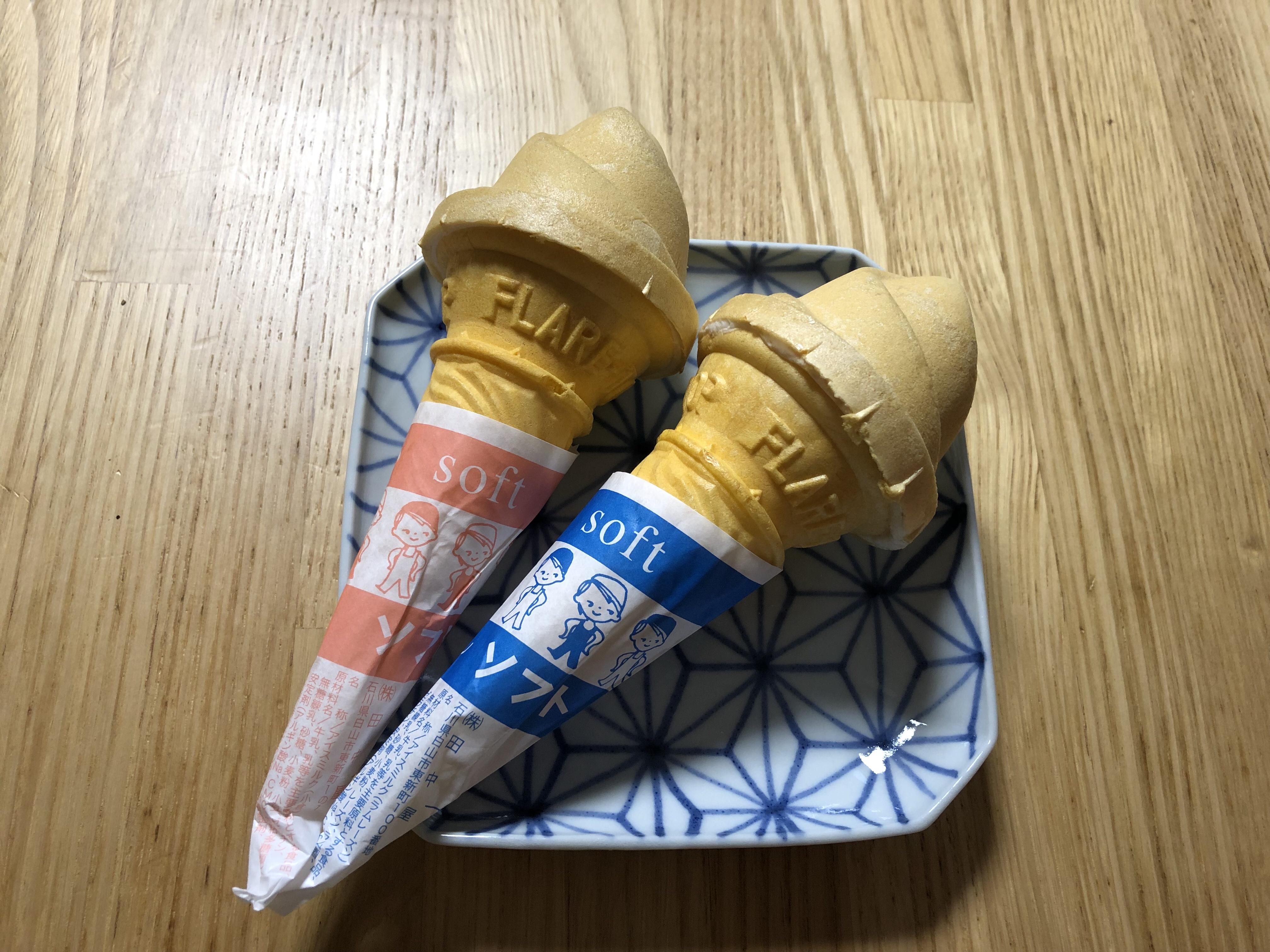 田中屋 アイス キャンデー