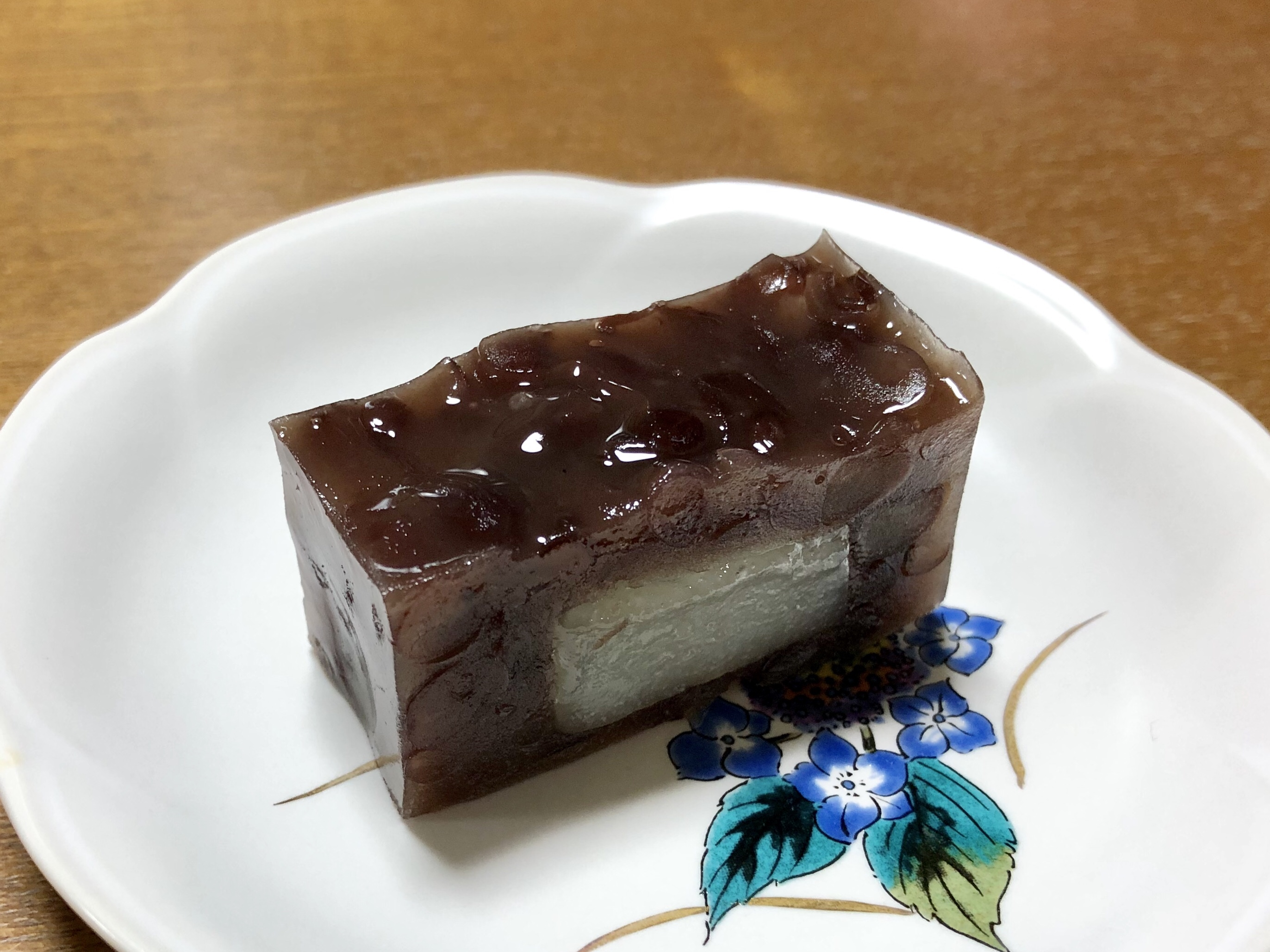 能登の七尾市の和菓子屋の杉森菓子舗の和菓子ののと魂
