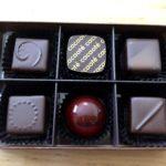 金沢のカカオテのチョコレート