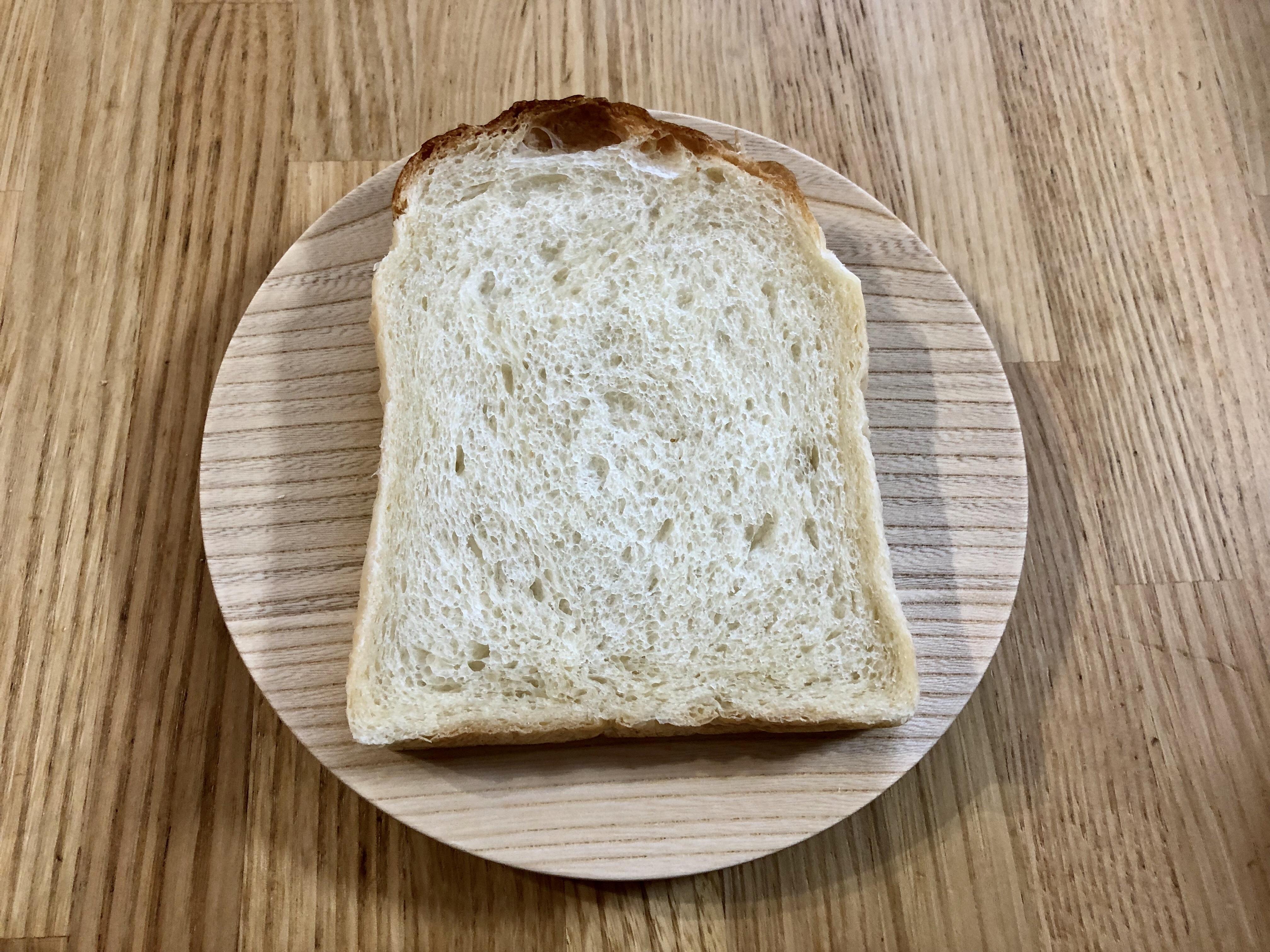 小松市のベーカリー朝顔の食パンの昼顔
