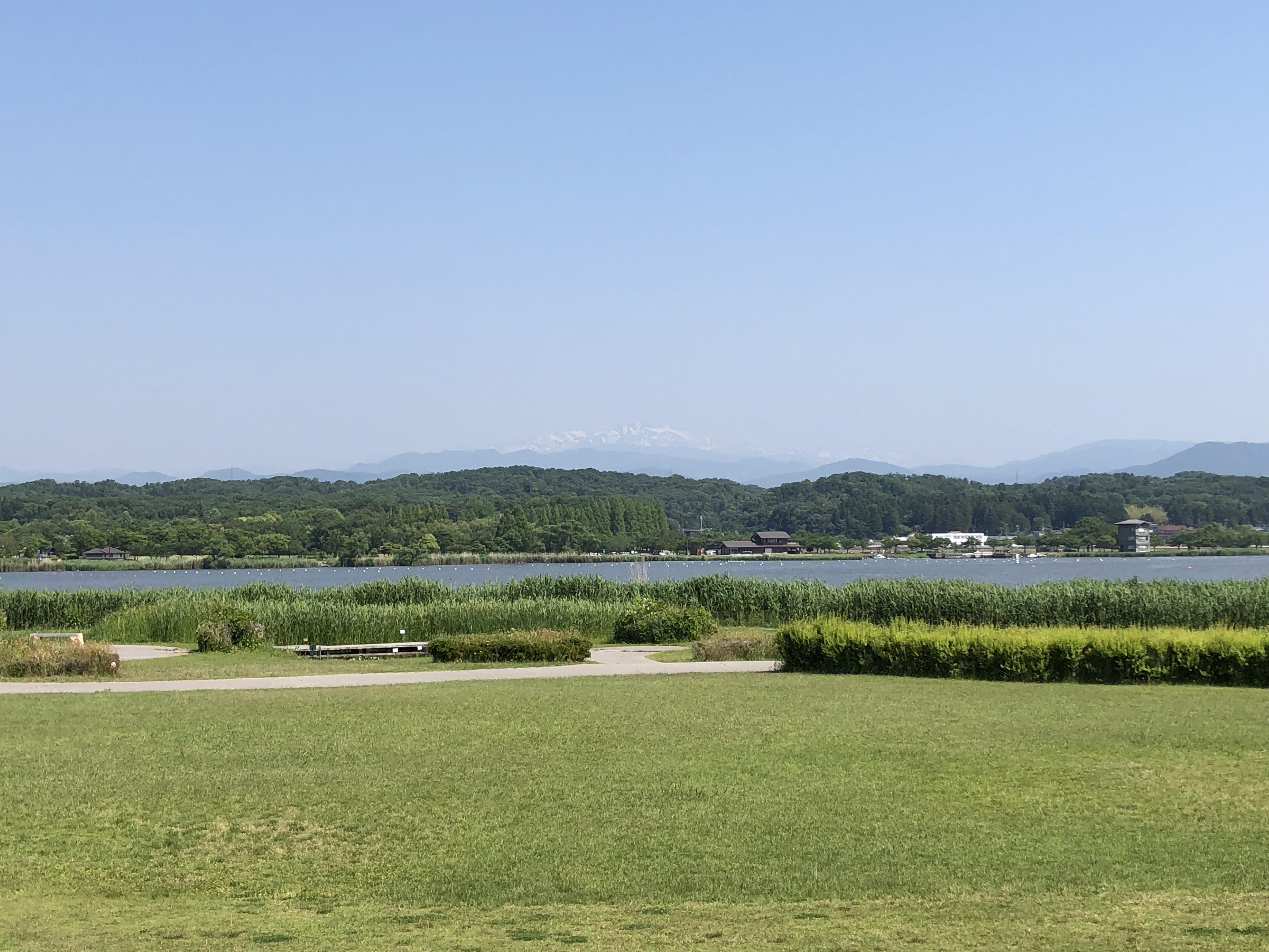 小松市の木場潟
