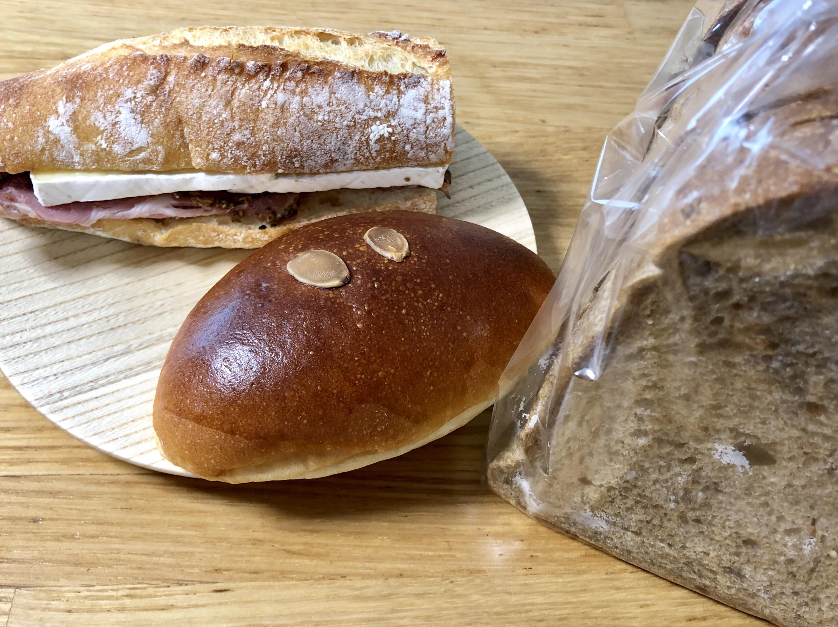 こくうのパン